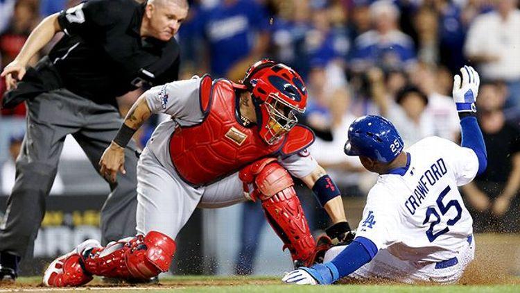 Cardinals-Dodgers