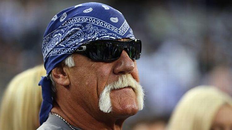 Former wrester Hulk Hogan