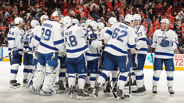 The Tampa Bay Lightning