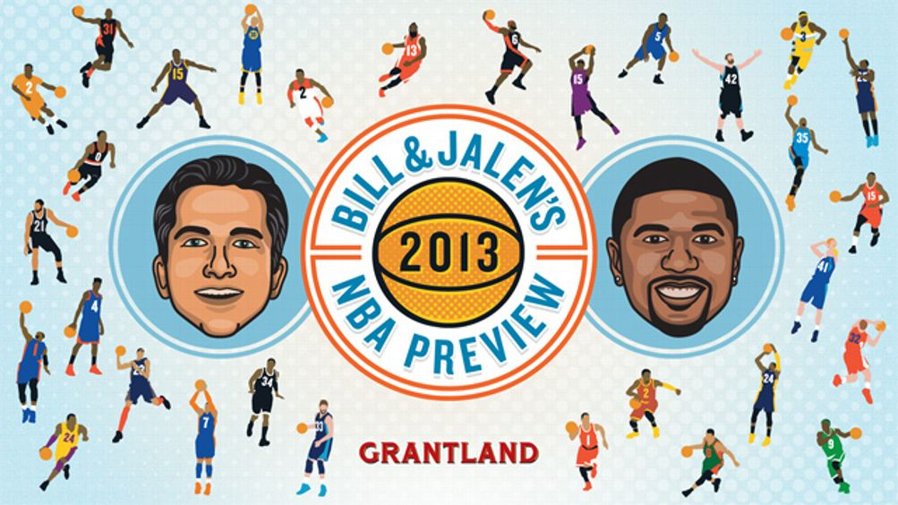 Bill and Jalen's NBA Preview