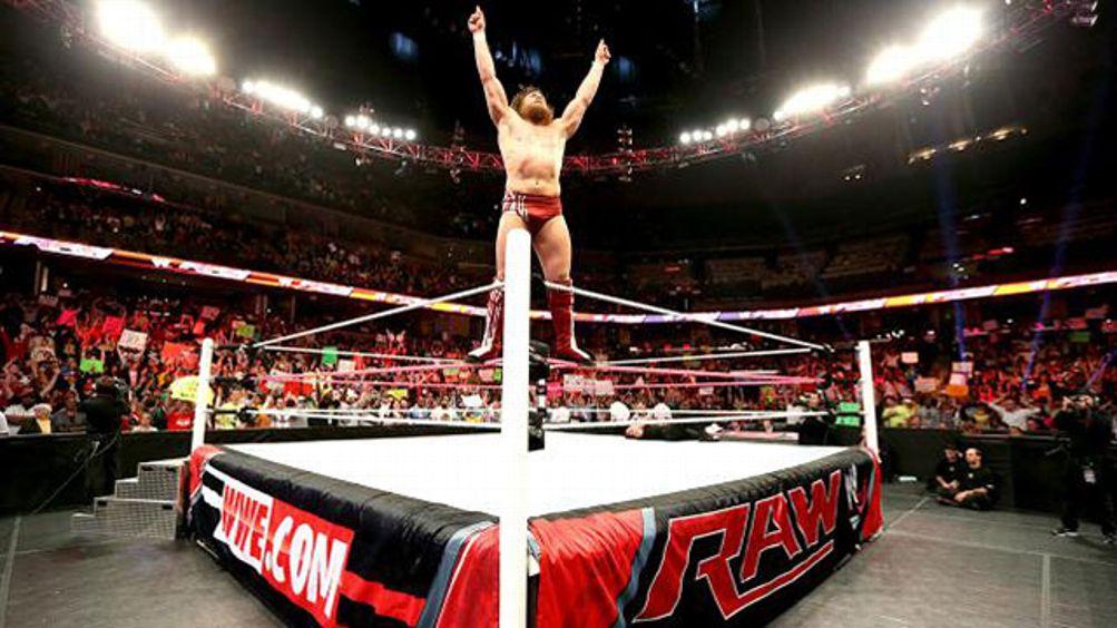 Daniel Bryan, Courtesy of WWE