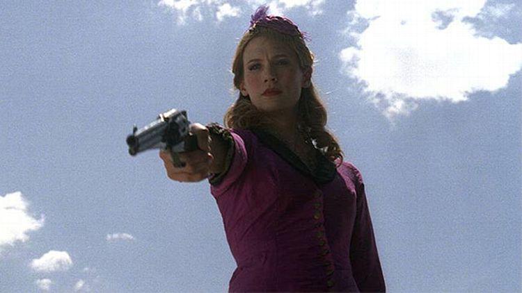 January Jones in 'Sweetwater'
