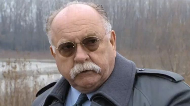 Wilford Brimley in 'The Firm'