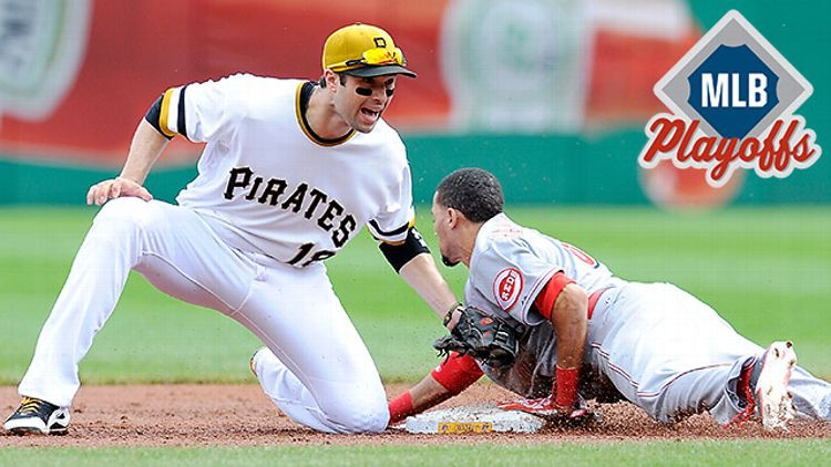 Neil Walker and Billy Hamilton