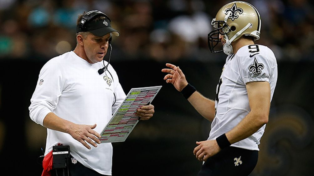 Sean Payton, Drew Brees