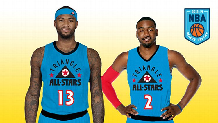 The Triangle All-Stars