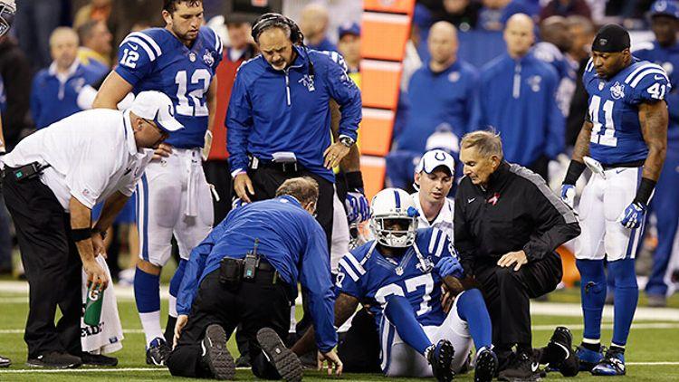 Indianapolis Colts wide receiver Reggie Wayne