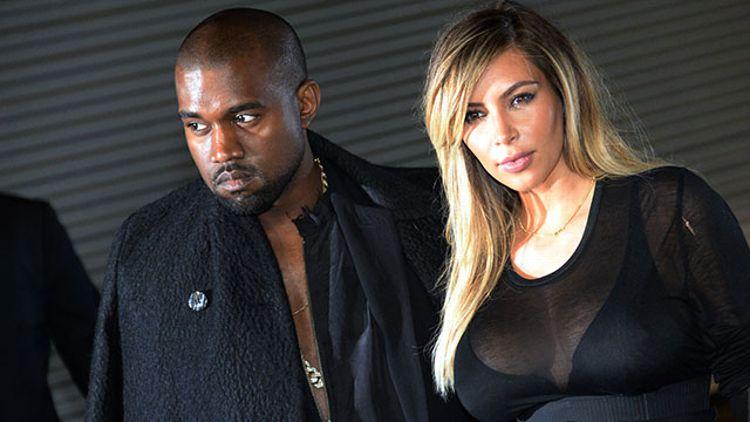 Kanye West, Kim Kardiashian