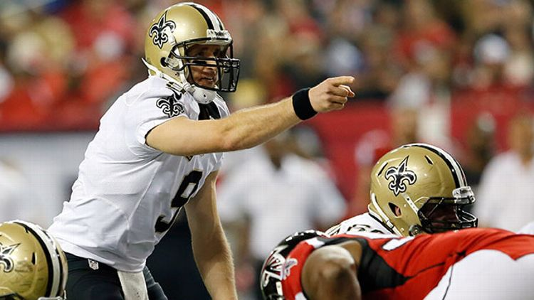 About Last Night: Saints Too Much for Falcons