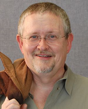 Orson Scott Card at BYU Symposium