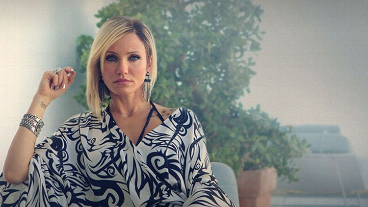 Cameron Diaz in 'The Counselor'