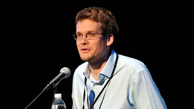 Author John Green