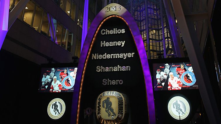 2013 Hockey Hall of Fame