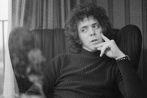 singer-songwriter Lou Reed