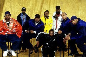 American rap group Wu-Tang Clan
