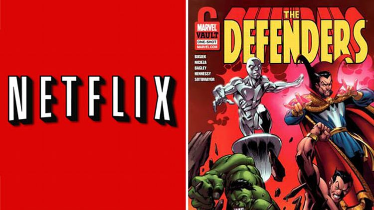 Netflix and the Defenders