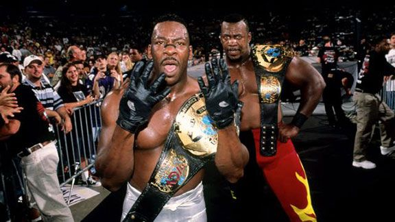 Harlem Heat - Courtesy of WWE
