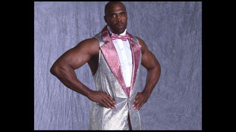 Virgil - Courtesy of WWE
