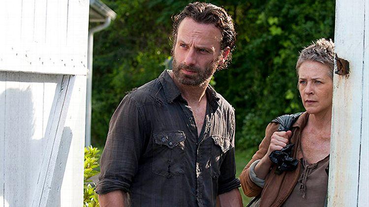 Rick and Carol, Season 4 Episode 4