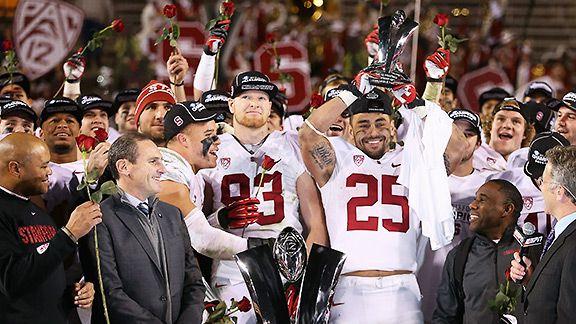 Stanford's Tyler Gaffney