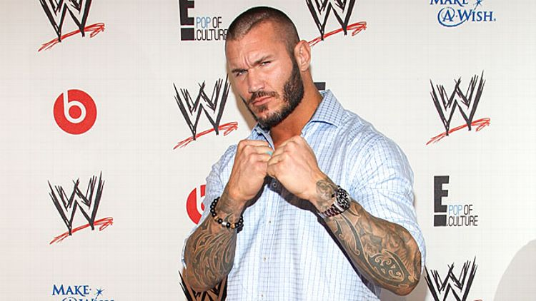 WWE Superstars Randy Orton