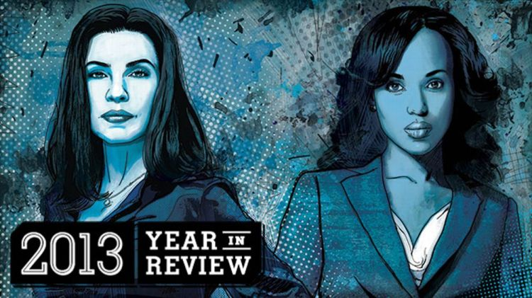 2013 Year in Review Illustration