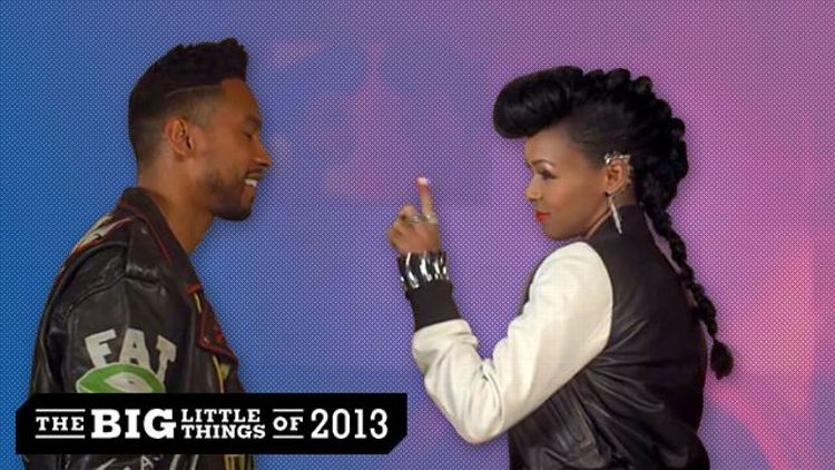 Janelle Monae and Miguel