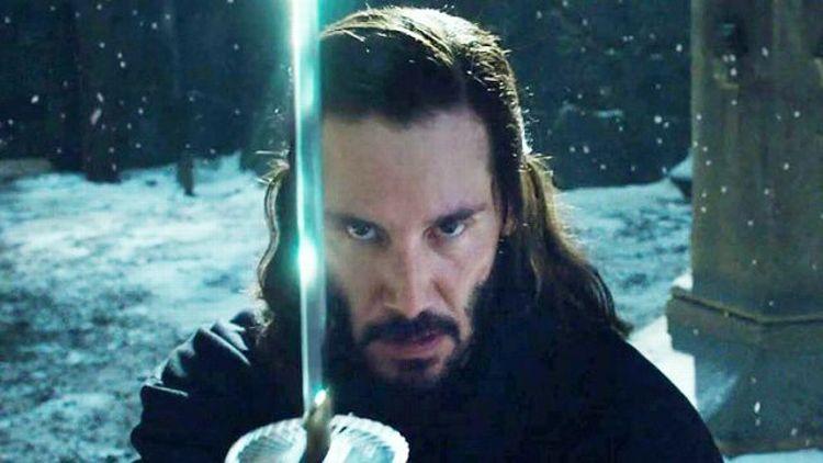 Keanu Reeves in 47 Ronin