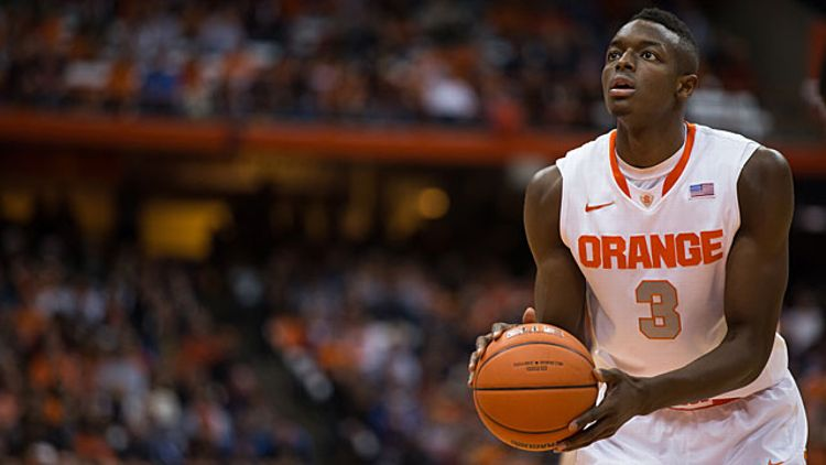 Jerami Grant #3 of the Syracuse Orange
