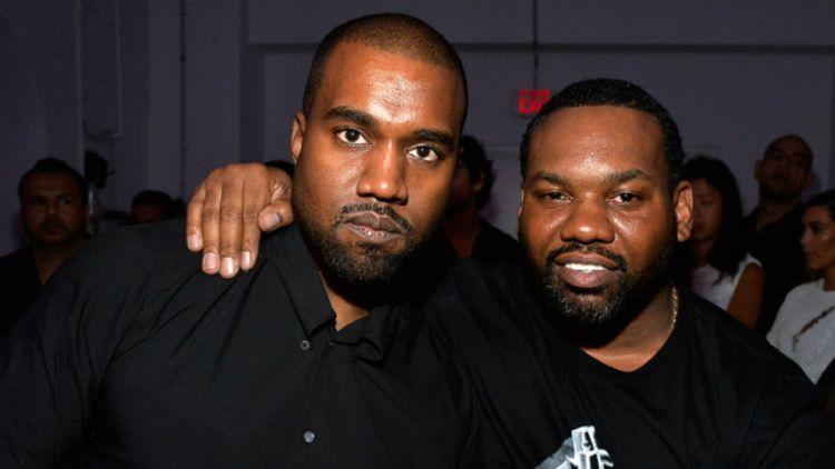 Kanye West and Raekwon