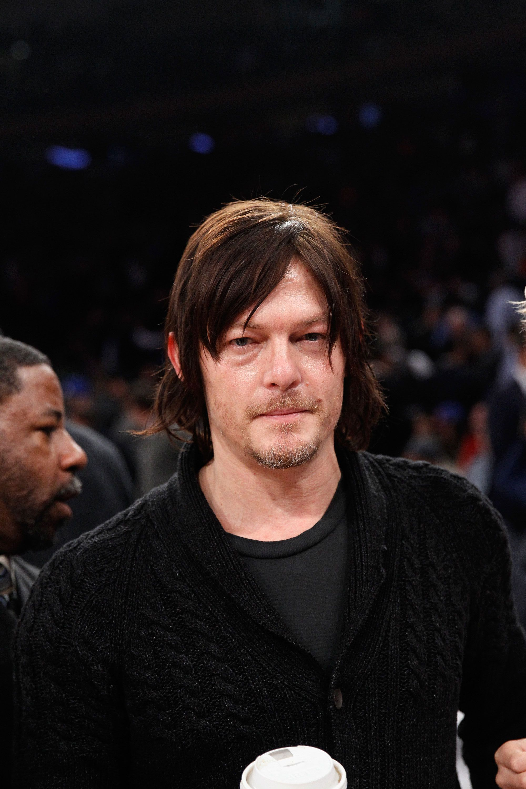 Actor Norman Reedus of The Wlaking Dead