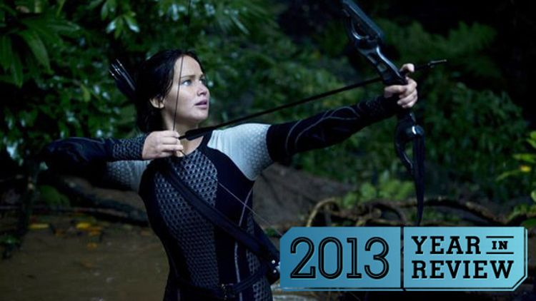 The Hunger Games - Year in Review 2013