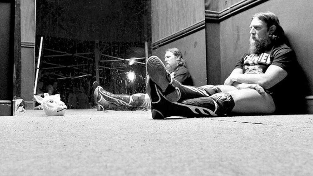 Daniel Bryan - Courtesy of WWE