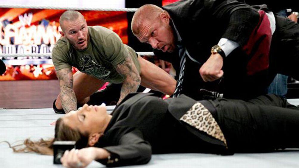 WWE TLC - Courtesy of WWE