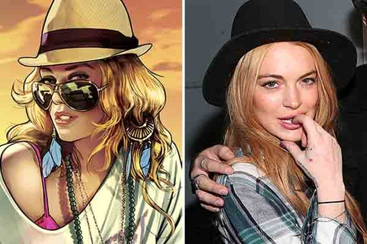 Afternoon Links: Lindsay Lohan Is Ready for Her Share of the GTA V Money Now