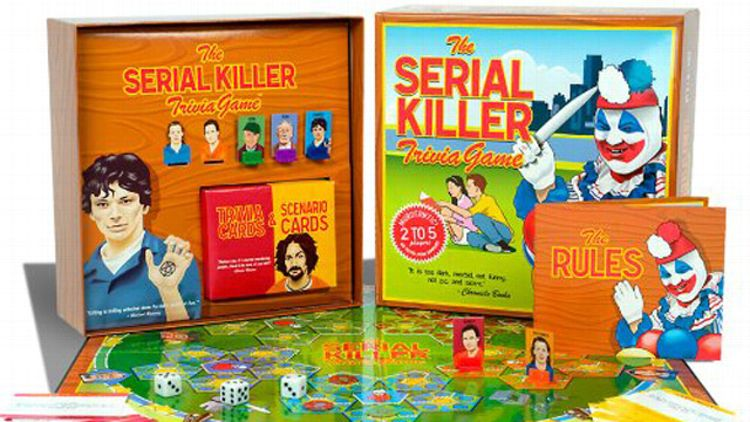 The Serial Killer Trivia Game