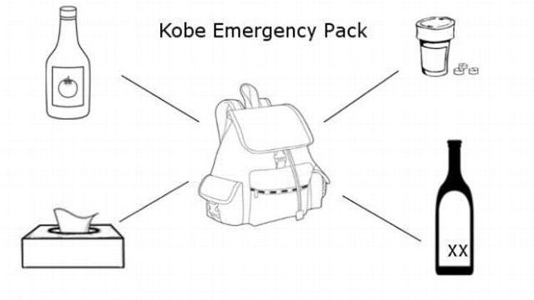 Kobe Pack