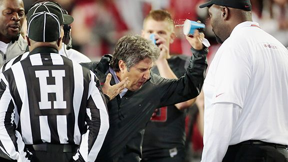Washington State's Mike Leach