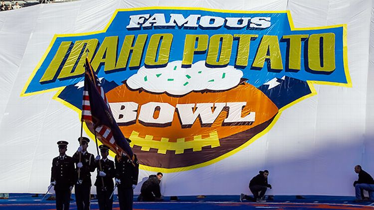 2013 Famous Idaho Potato Bowl