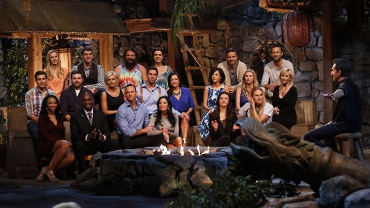 Survivor: Blood vs. Water live reunion show