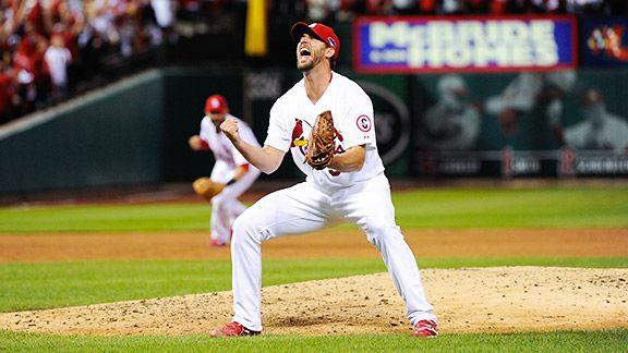 St. Louis' Adam Wainwright