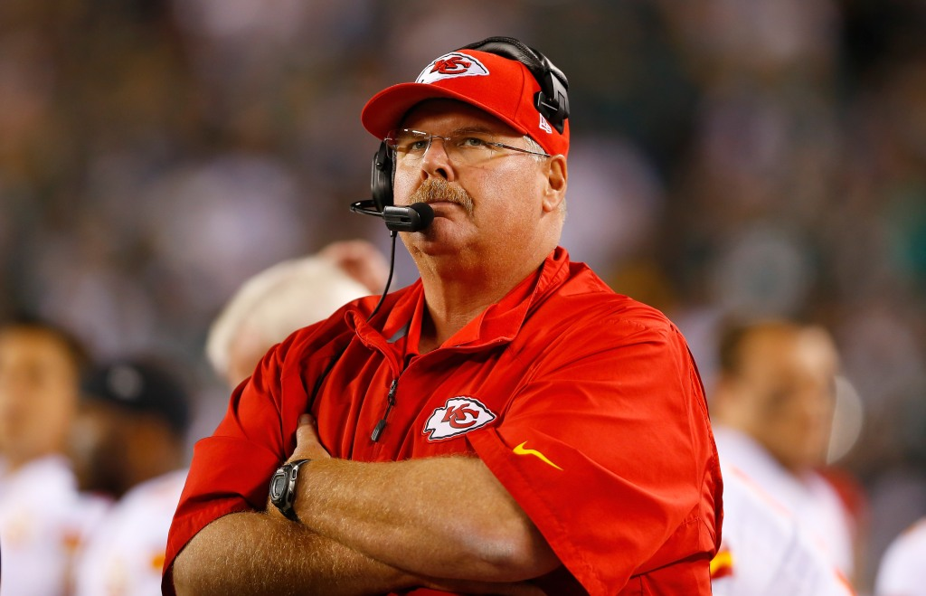 Kansas City Chiefs v Philadelphia Eagles