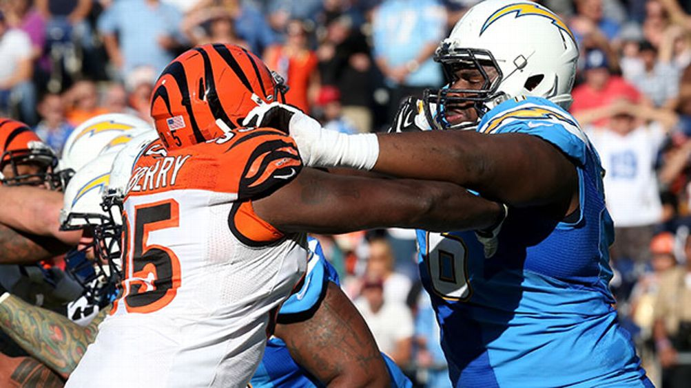 Chargers-Bengals