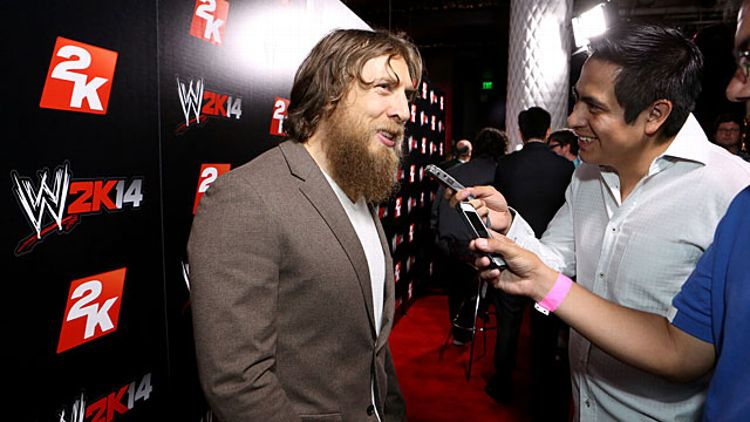 WWE Superstar Daniel Bryan