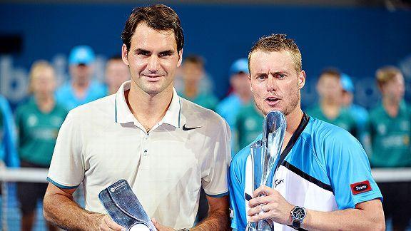 Federer/Hewitt