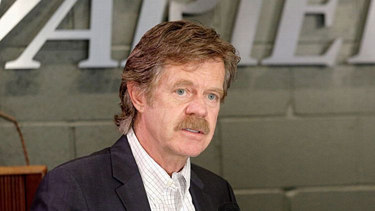 Actor William H. Macy