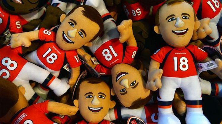 Plush Mannings