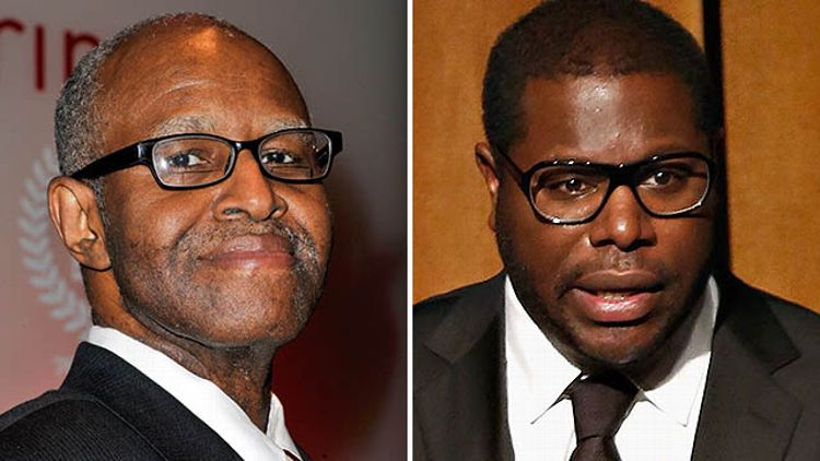 Armond White and Steve McQueen