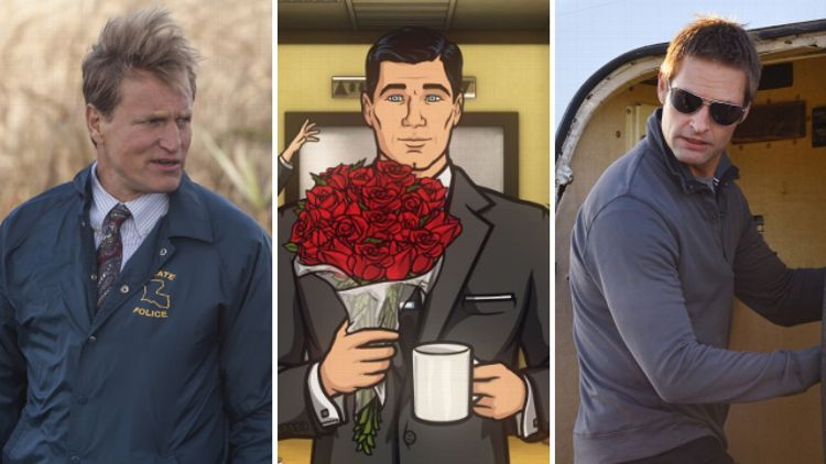 True Detective, Archer, Intelligence