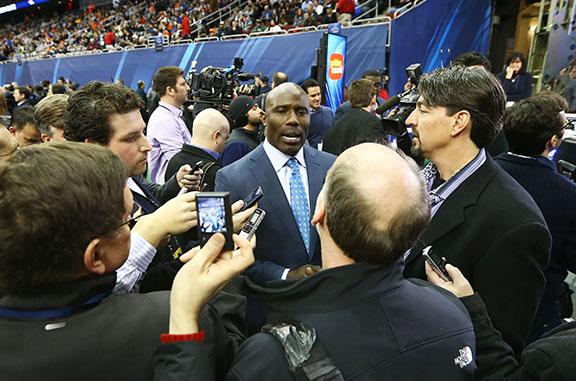 Super Bowl XLVIII Media Day